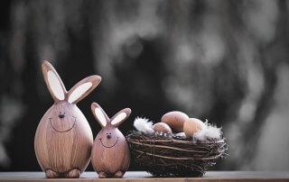 Frohe Ostern wünscht Ihnen Fam. Haap